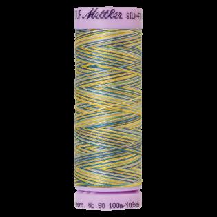 Silk Finish Cotton Multi 50 - 100 m - No.50 - 9829