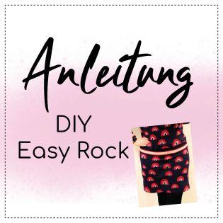 Freebie - DIY Easy Rock  - kostenlose Anleitung