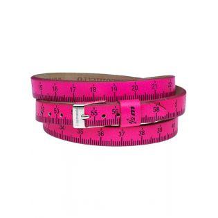 il mezzometro - Armband - Maßband - pink - Größe L