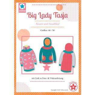 Schnittmuster - Farbenmix - Big Lady Tasja - Hoodie & Kleid