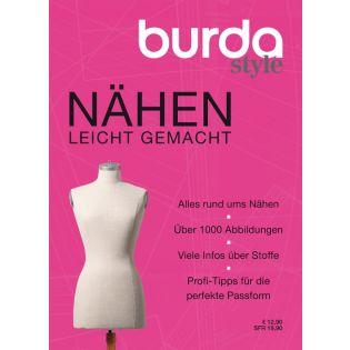 Buch - burda style - Nähen leicht gemacht - 4. Auflage
