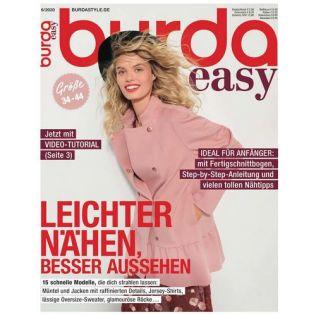 Zeitschrift - Burda easy - Leicher nähen, besser aussehen