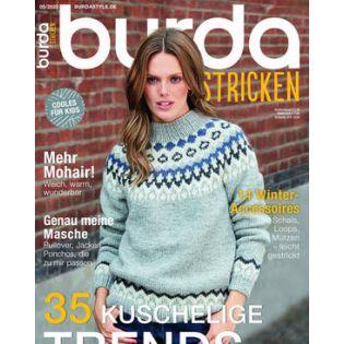 Zeitschrift - burda Stricken 05/2020