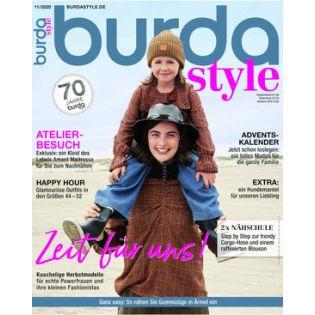 Zeitschrift - burda style - Zeit für uns