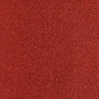 Plotterfolie - Flexfolie - Glitzerfolie - rot