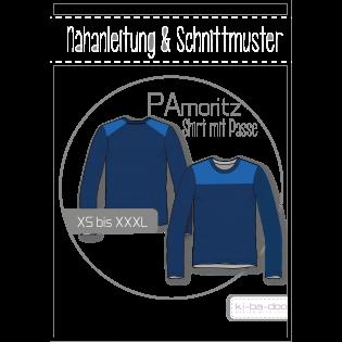 Schnittmuster - Man - ki-ba-doo - PAmoritz - Shirt mit Passe