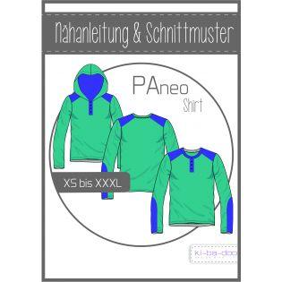 Schnittmuster - Man - ki-ba-doo - PAneo - Shirt