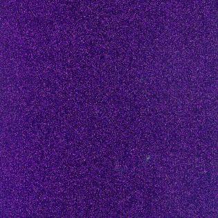 Plotterfolie - Glitter Mega Funkelfolie - violett