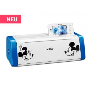 Brother SDX2200d Scan-N-Cut DX Disney-Edition Hobbyplotter