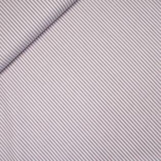 Popeline - garngefärbt - Streifen - rose