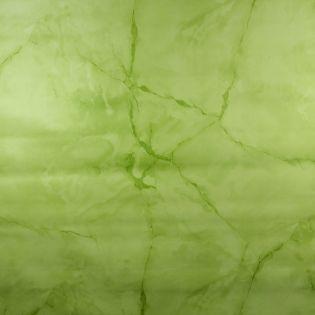 Wachstuch - marmoriert - apfelgrün