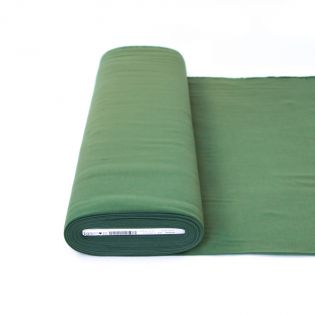 Modaljersey - uni - grün