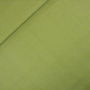 Baumwolle - Petit Dots - apfelgrün