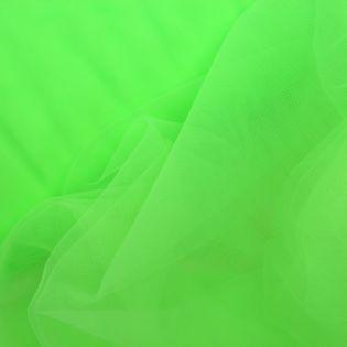 Softtüll - leicht - neongelb