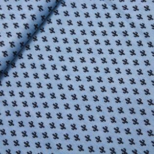 Jeans - Kakteen - blau