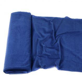 Feincord - uni - königsblau