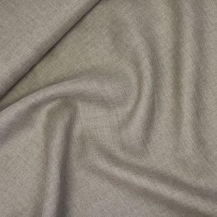 Leinen - Enzyme Washed - uni - beige