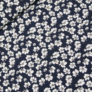 Sommerkrepp - Stitched by you - Blüten