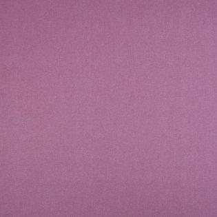 Baumwolle - beschichtet - uni - lila
