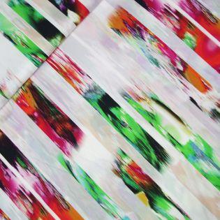 Seide - Inkjet - Arts - weiss