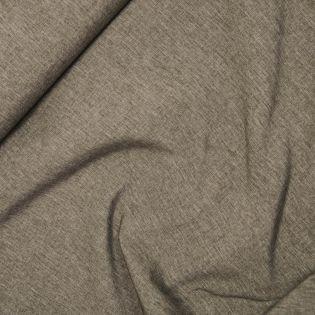 Softshell - meliert - uni - braun
