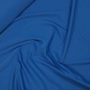 Badeanzugstoff - uni - royalblau