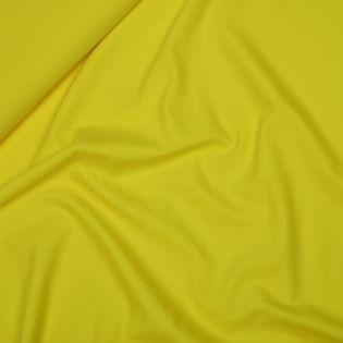 Badeanzugstoff - uni - gelb