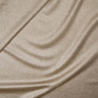 Mantelstoff - Cashmere - uni - beige