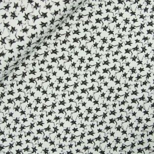 Sommersweat - Sterne - grau