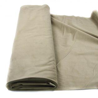 Babycord - querelastisch - uni - millwashed - beige