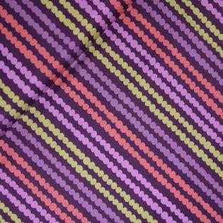 Baumwolle - Growing Beautiful - Dot Stripes