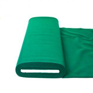 Mantelfilz - uni - grasgrün