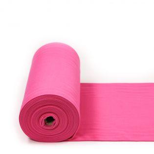 Bündchen - Premium - uni - pink