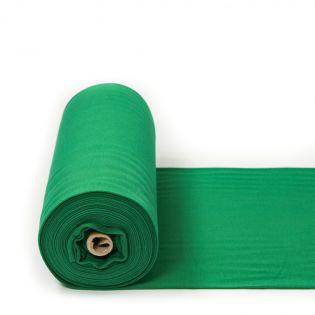 Bündchen - Premium - uni - grasgrün