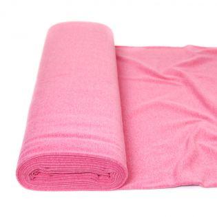 Alpenfleece - uni - pink