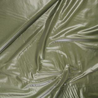 Hightech - Outdoor-Stoff - wasserabweisend - uni - oliv