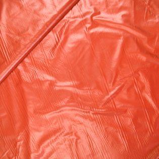 Hightech - Outdoor-Stoff - wasserabweisend - uni - orange