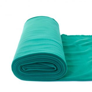 Polarfleece - Premium - uni - smaragd