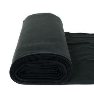 Polarfleece - Premium - uni - schwarz