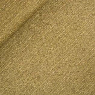 Flanell - Streifen - gelb