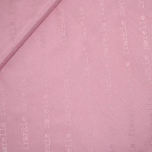 Futterstoff - Duchesse Jacquard  - rosa