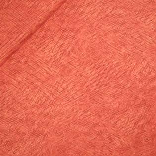 Baumwolle - Dimples - orange
