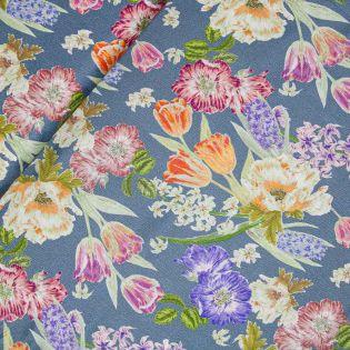 Viskose - Blumenstrauß