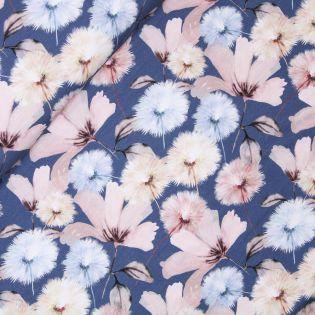 Baumwolljersey - Wildblumen