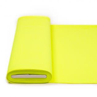 Baumwolljersey - Neon - gelb