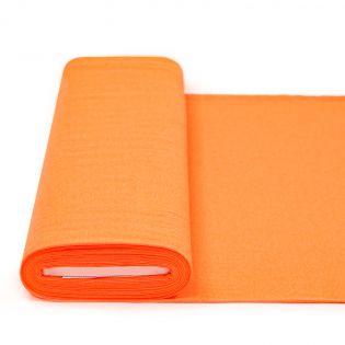 Baumwolljersey - Neon - orange