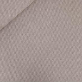 Baumwollstretch - Karo - beige