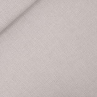 Baumwollstretch - meliert - hellbraun