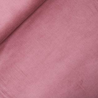 Genuacord - Breitcord - uni - rosa