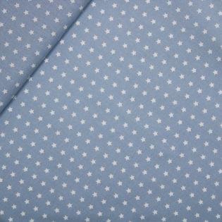 Dekostoff - Twinkle - blau